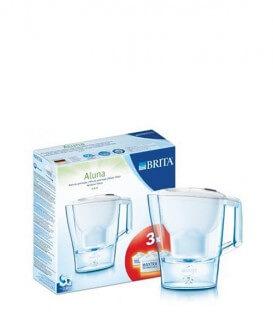 Cana Filtranta Aluna (2.4l) + 3 filtre - Brita
