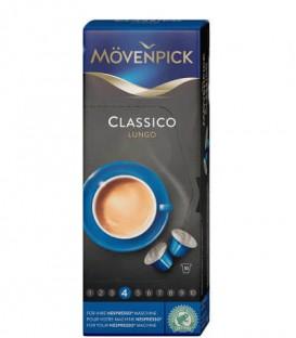 Movenpick Classico Lungo Compatibile Nespresso - 10 capsule.