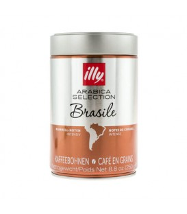 illy Cafea boabe Arabica Selection Brazilia - 250gr.