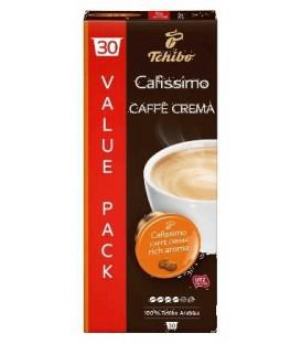 TCHIBO CAFISSIMO CAFFE CREMA RICH AROMA - 30 CAPSULE