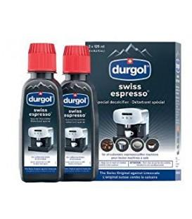 Decalcifiant Durgol Swiss Espresso - 2 x 125ml.