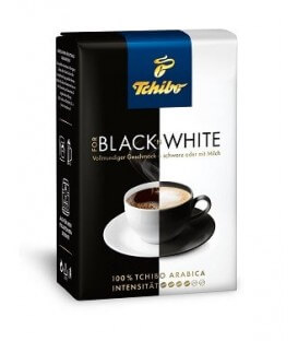 Cafea Boabe Tchibo Black and White - 1 Kg
