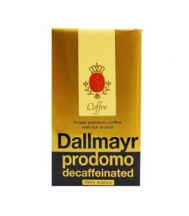 Cafea Boabe Dallmayr Prodomo Decofeinizata - 500 g