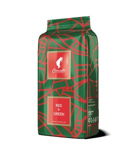 Cafea Boabe Julius Meinl Cremcaffe Red & Green - 1 Kg
