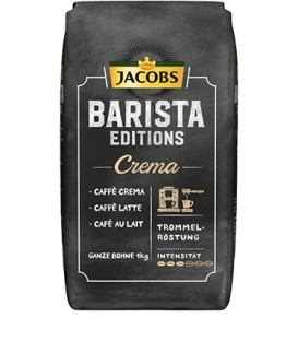 Cafea Boabe Jacobs Barista Editions Crema - 1 Kg