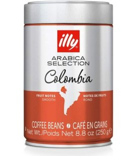 Illy Cafea Boabe Arabica Columbia - 250 gr