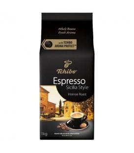 Cafea Boabe Tchibo Espresso Sicilia Style - 1kg.