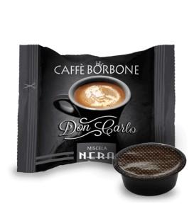 Borbone A Modo Mio Don Carlo Nera - 100 capsule