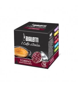 Bialetti Caffe Torino – 16 capsule