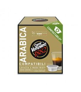 Vergnano A Modo Mio Caffe Arabica – 16 capsule