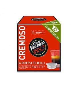 Vergnano A Modo Mio Caffe Cremoso – 16 capsule