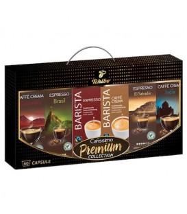 Pachet capsule Tchibo Cafissimo Premium Collection, 6, 60 capsule