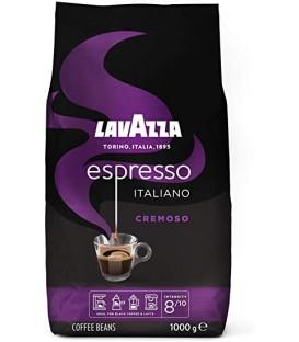Cafea Boabe Lavazza Espresso Cremoso Italiano - 1kg.