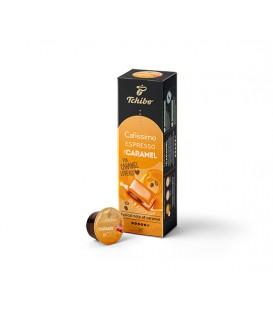 Capsule cafea Tchibo Cafissimo Espresso Caramel - 10 buc.
