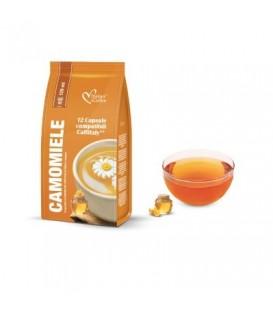 Capsule Ceai Musetel si Miere 12 buc. – Compatibile Cafissimo / BeanZ