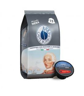 Capsule cafea Borbone Miscela Nera – Compatibile Dolce Gusto I 15 buc