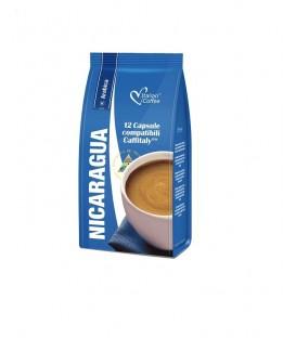 Capsule cafea Italian Coffee Nicaragua – Compatibile Cafissimo/ Beanz – 12 Capsule