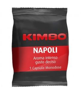 Capsule cafea Kimbo Espresso Napoli compatibile Lavazza Espresso Point - 100 buc.