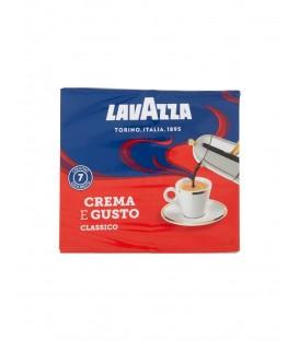 Cafea macinata Lavazza Crema e Gusto - 2X 250gr.