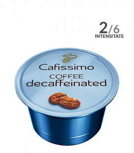 Tchibo Cafissimo Coffee Decaffeinated - 10 capsule