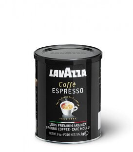 Cafea macinata Lavazza Espresso cutie metalica - 250gr.