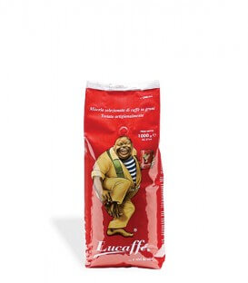 Cafea boabe Lucaffe Clasic - 1kg.