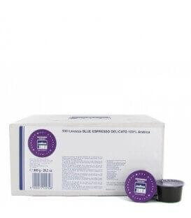 Lavazza Blue Espresso Delicato - 100 capsule