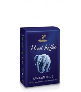 Cafea Boabe Tchibo Kaffee Privat African Blue - 500gr.