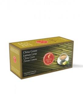 Julius Meinl Ceai China Green Lamaie - 25 plicuri.
